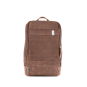 A E P Alpha Small Leather Special Lederrucksack mit Laptopfach