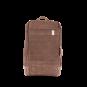 A E P Alpha Small Leather Special Lederrucksack mit Laptopfach