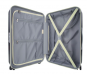 SuitSuit Grey Diamond Crocodile Trolley L 77 cm spinner