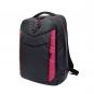 """Verage Victor 13B Laptoprucksack 17"""" mit RFID-Schutz Black"""