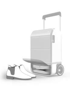 xtend smart carry on erweiterbar mit powerbank und. Black Bedroom Furniture Sets. Home Design Ideas