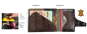 Tru Virtu Click & Slide Wallet *Special Edition* Sting Ray Black/Black