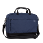 A E P Delta Classic Essential Work Bag mit Laptopfach Universe Blue