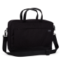 A E P Delta Large Essential Work Bag mit Laptopfach Pitch Black