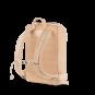 A E P Alpha Small Leather Special Lederrucksack mit Laptopfach Solid Ecru