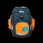 ergobag Schulzubehör Seitentaschen Zip-Set, 3-tlg. 2020 Orange