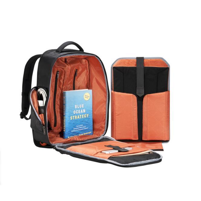 everki atlas business laptop rucksack auf rollen jetzt auf kaufen. Black Bedroom Furniture Sets. Home Design Ideas