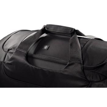 hama est 1923 m nchen reisetasche mit rollen black. Black Bedroom Furniture Sets. Home Design Ideas