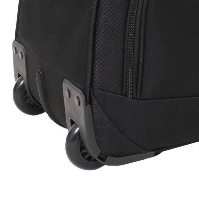 wenger duffles reisetasche auf rollen 53 l schwarz jetzt auf kaufen. Black Bedroom Furniture Sets. Home Design Ideas