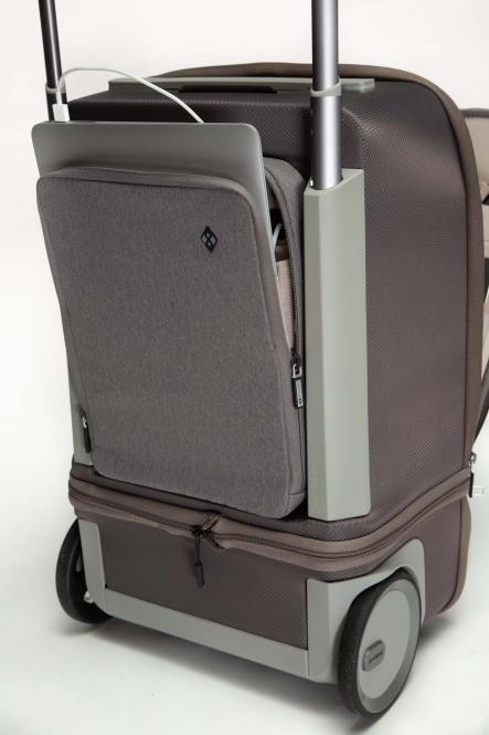 xtend smart carry on erweiterbar mit powerbank und fingerabdruck schloss dark grey graphite. Black Bedroom Furniture Sets. Home Design Ideas