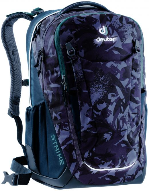 6e772853b9c91 Deuter School Strike Rucksack black