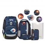 ergobag pack Schulranzen-Set *Special Edition Galaxy Glow*, 6-tlg. jetzt online kaufen