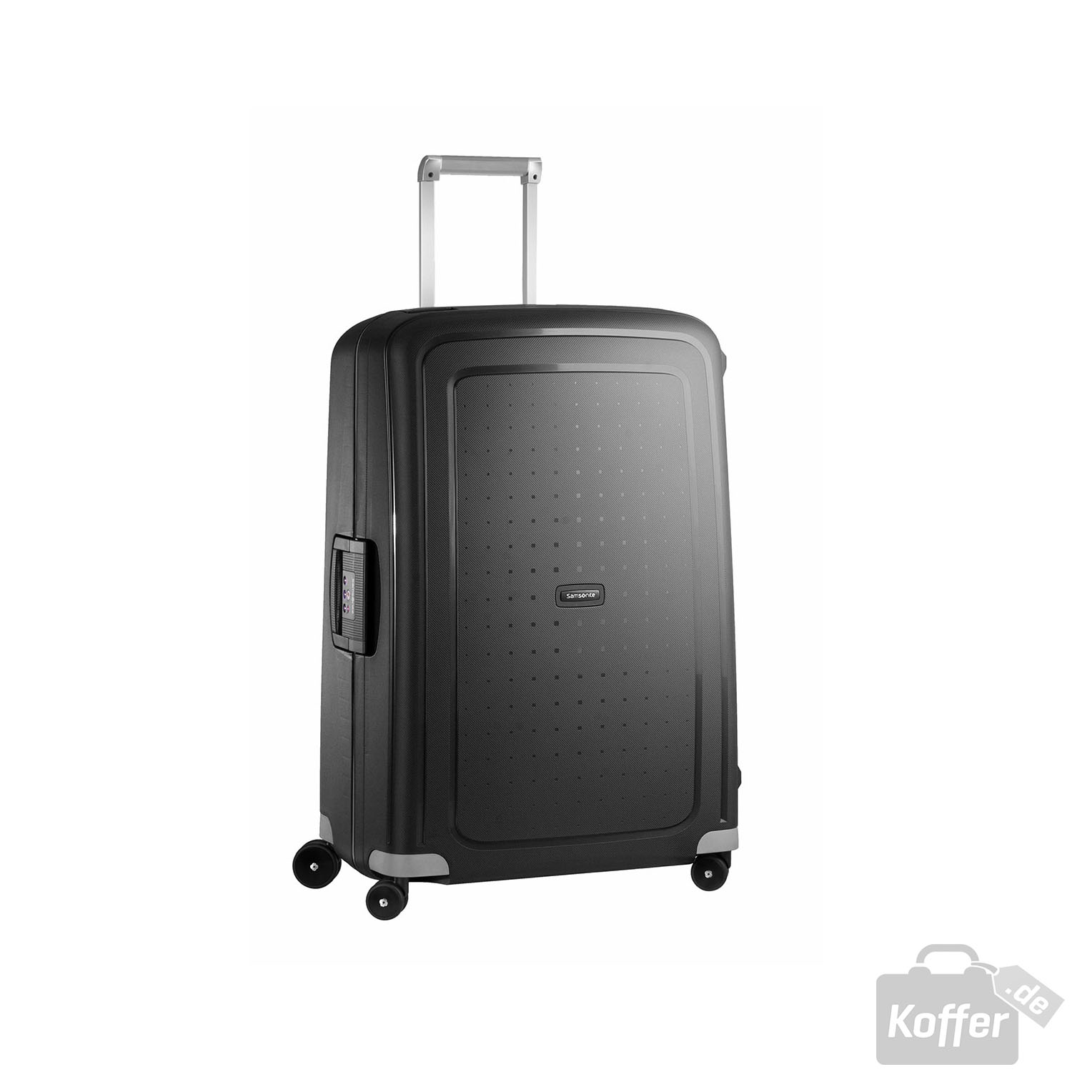 samsonite s 39 cure spinner 75 28 black jetzt auf kaufen. Black Bedroom Furniture Sets. Home Design Ideas