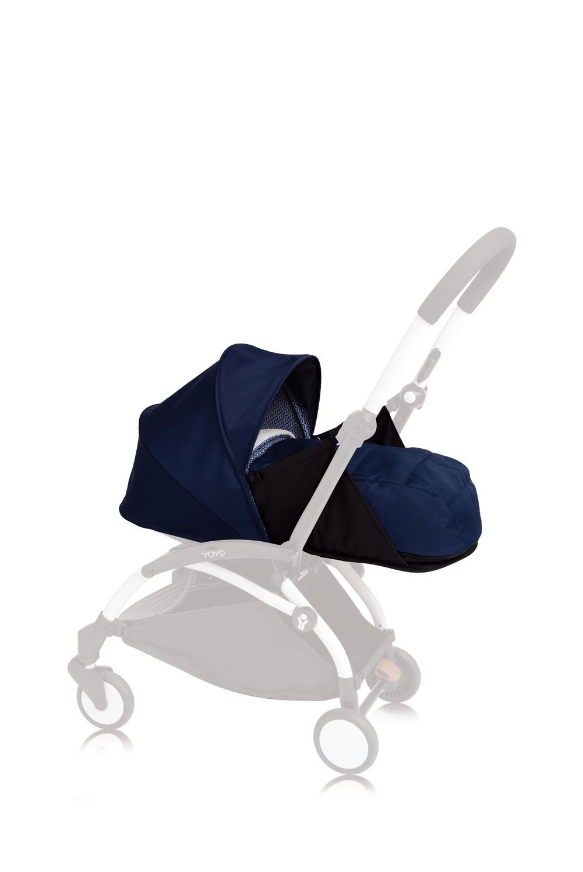 Babyzen Yoyo+ 0+ Neugeborenen-Set Air France Blue / Navy Blue BZ10107-11