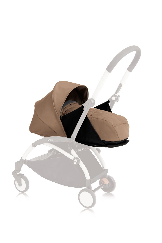Babyzen Yoyo+ 0+ Neugeborenen-Set Taupe BZ10107-06