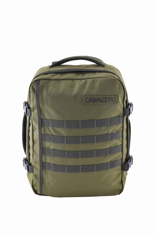 Cabin Zero Military Backpack 28L Military Green CZ19-1403