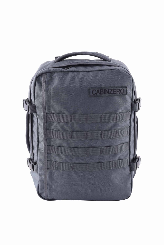 Cabin Zero Military Backpack 28L Military Grey CZ19-1810
