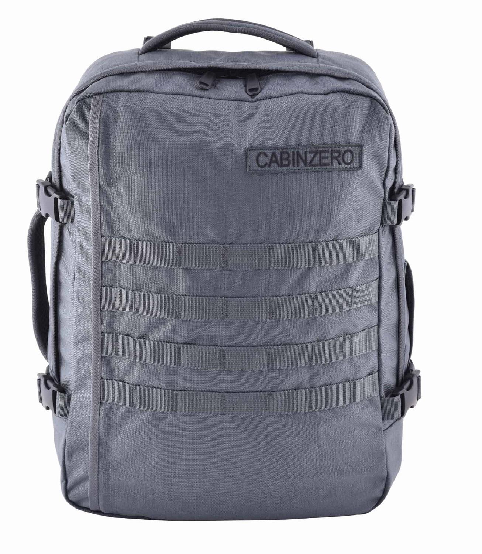 Cabin Zero Military Backpack 36L Military Grey CZ181810