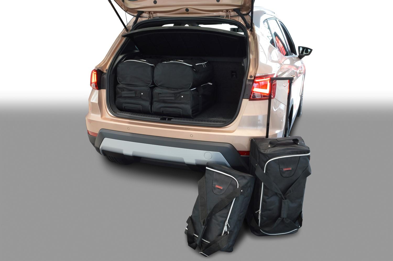 car bags seat arona reisetaschen set ab 2017 3x54l 3x33l jetzt auf kaufen. Black Bedroom Furniture Sets. Home Design Ideas