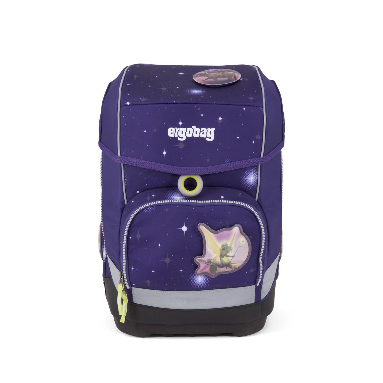 afcabda554d1b ergobag cubo Schulranzen-Set  Special Edition Galaxy Glow