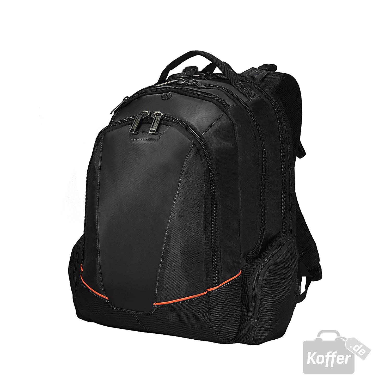 everki flight laptop rucksack 16 zoll jetzt auf koffer. Black Bedroom Furniture Sets. Home Design Ideas