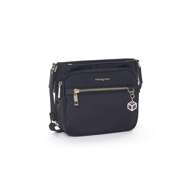 Hedgren Charm Magic S Crossover Schultertasche Black