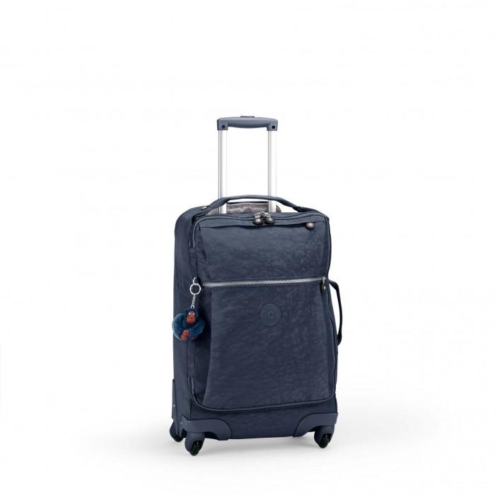 kipling darcey darcey 4 rollen koffer true blue jetzt auf kaufen. Black Bedroom Furniture Sets. Home Design Ideas