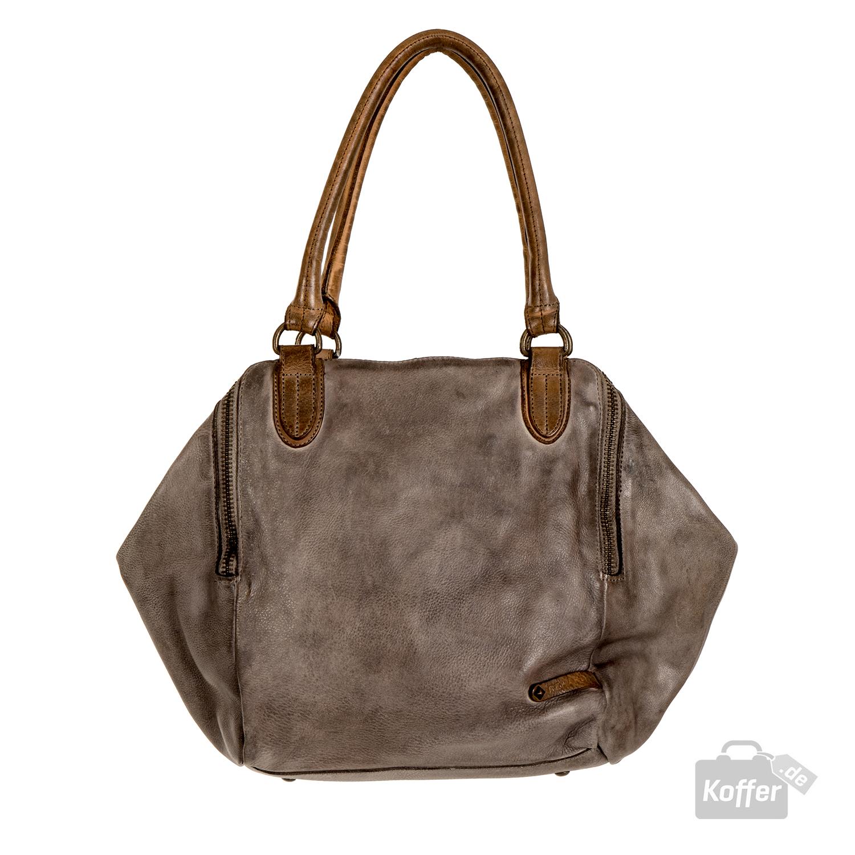 Rehard Vintage Family Damentasche BS-2706 grau BS-2706-002