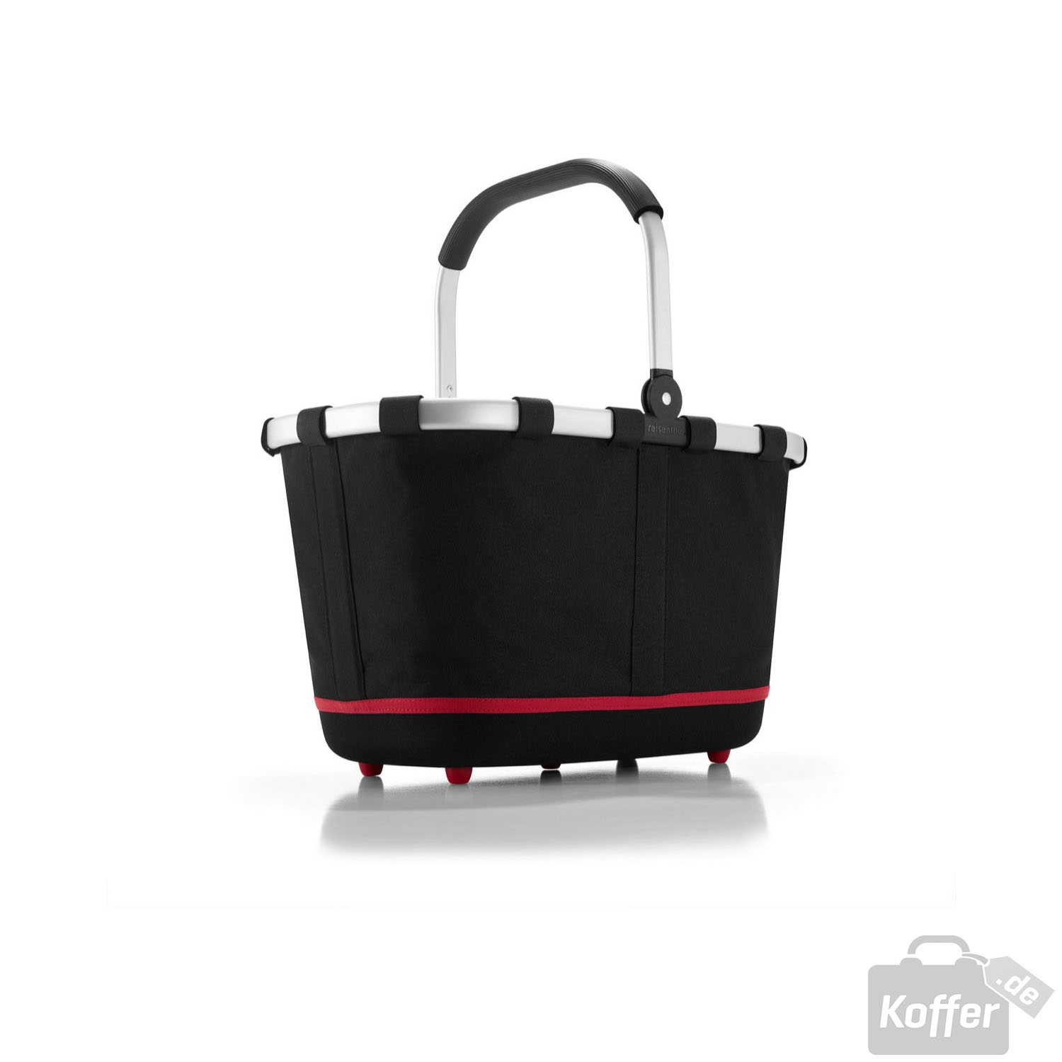reisenthel shopping carrybag2 black jetzt auf online kaufen. Black Bedroom Furniture Sets. Home Design Ideas