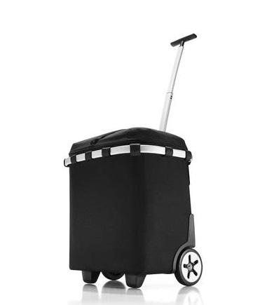 reisenthel shopping carrycruiser iso black jetzt auf. Black Bedroom Furniture Sets. Home Design Ideas