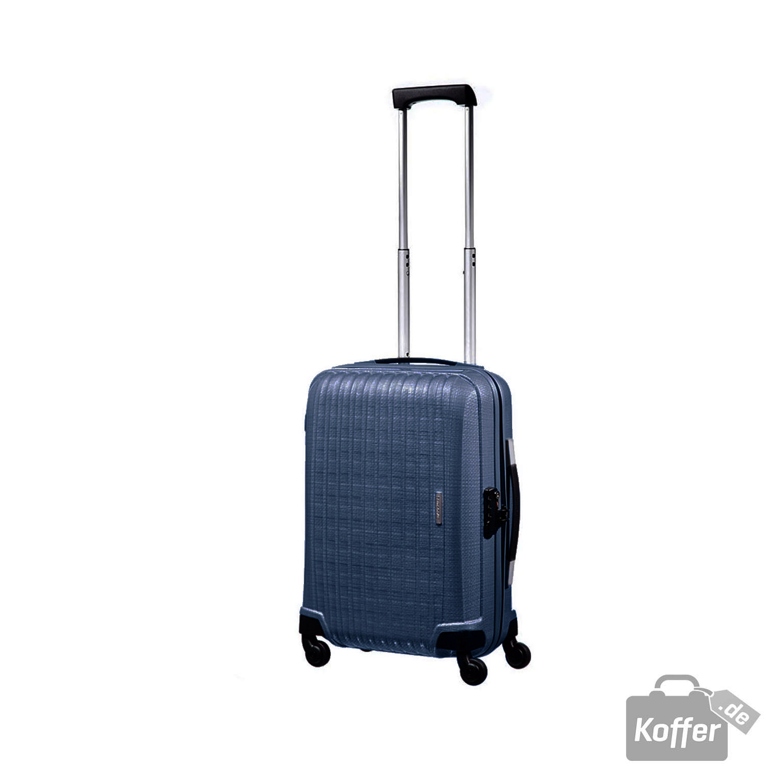 samsonite chronolite spinner 55cm cabin dark blue jetzt auf kaufen. Black Bedroom Furniture Sets. Home Design Ideas