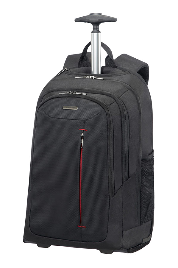 samsonite guardit laptop rucksack auf rollen 15 16 black jetzt auf kaufen. Black Bedroom Furniture Sets. Home Design Ideas