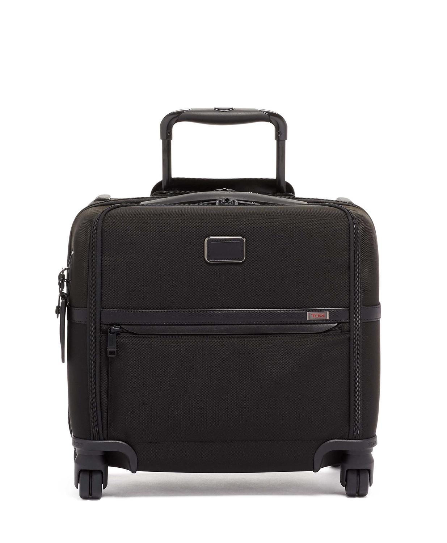 Koffer, Taschen & Accessoires Reisen Tumi Kompakte Aktentasche Auf 4 Rollen Alpha 2