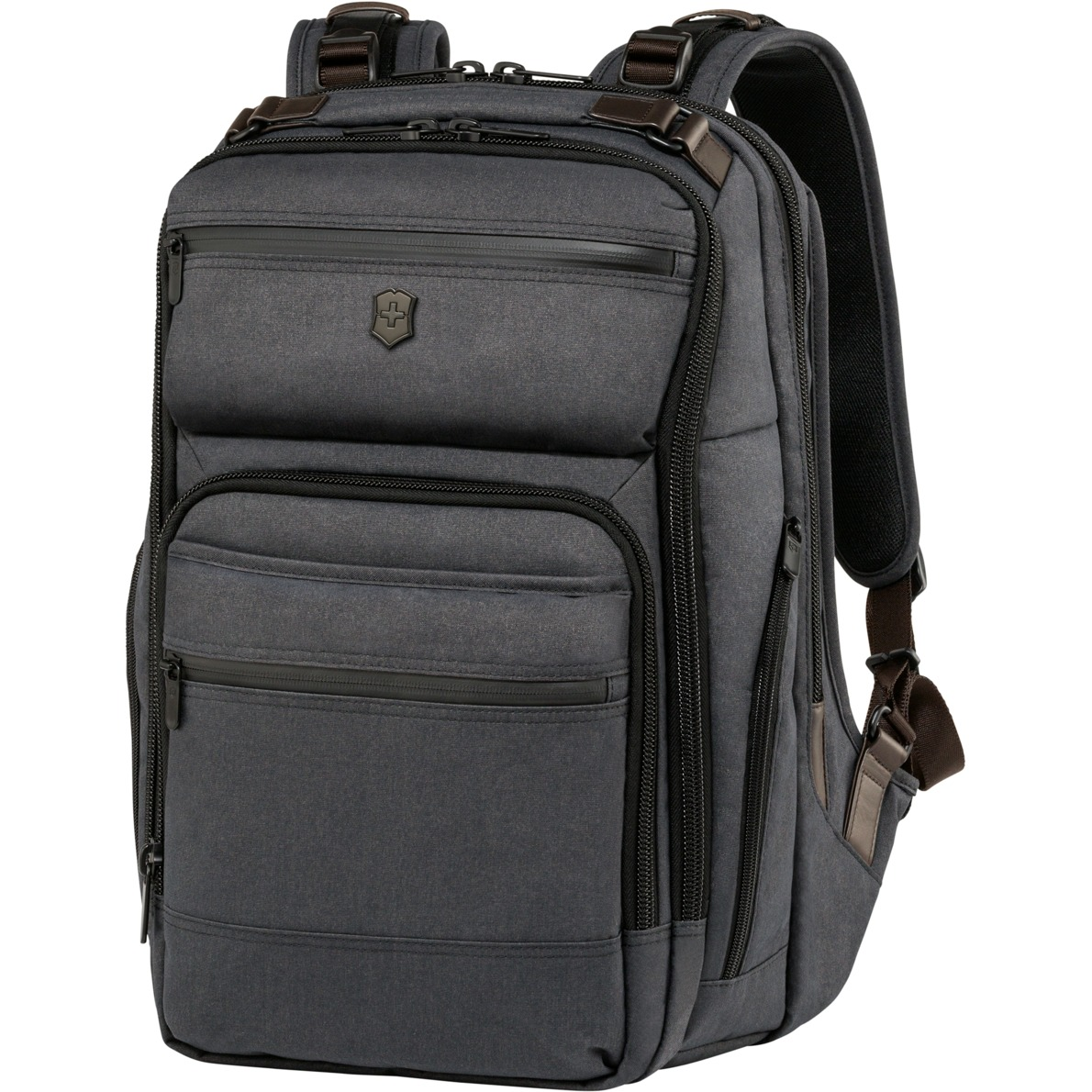 victorinox architecture urban rath laptop rucksack 17 zoll. Black Bedroom Furniture Sets. Home Design Ideas