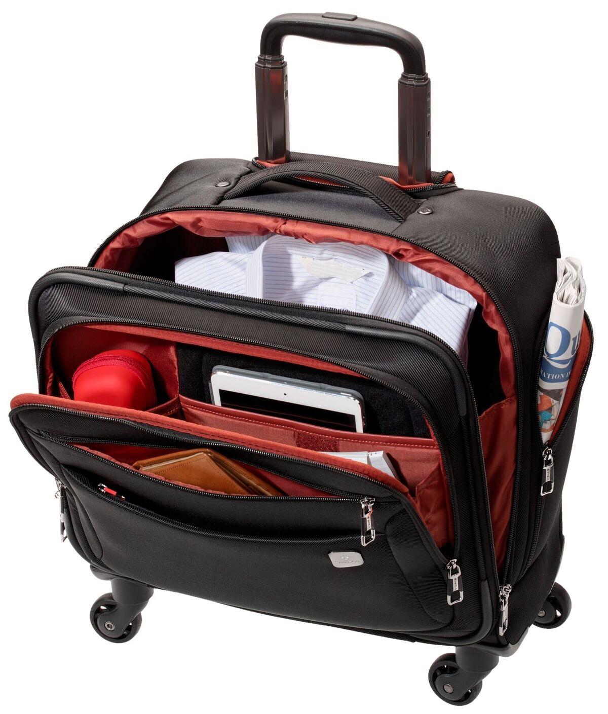 swiza cassus business trolley 4 rollen jetzt auf online kaufen. Black Bedroom Furniture Sets. Home Design Ideas