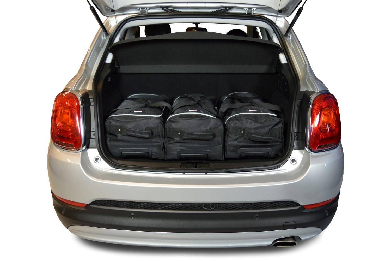 car bags fiat 500x reisetaschen set ab 2015 3x47l 3x29l jetzt g nstig online auf. Black Bedroom Furniture Sets. Home Design Ideas