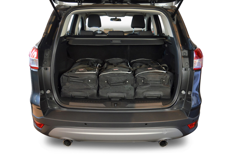 car bags ford kuga ii reisetaschen set ab 2012 3x63l 3x43l jetzt auf kaufen. Black Bedroom Furniture Sets. Home Design Ideas