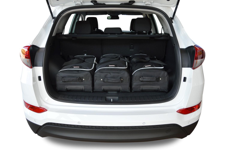 car bags hyundai tucson reisetaschen set tl ab 2015. Black Bedroom Furniture Sets. Home Design Ideas