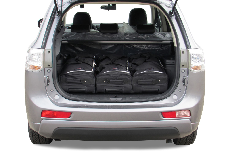 car-bags mitsubishi outlander reisetaschen-set ab 2012   3x58l +