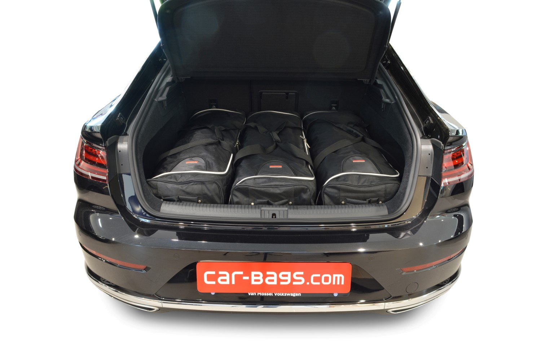 car bags volkswagen arteon reisetaschen set ab 2017. Black Bedroom Furniture Sets. Home Design Ideas