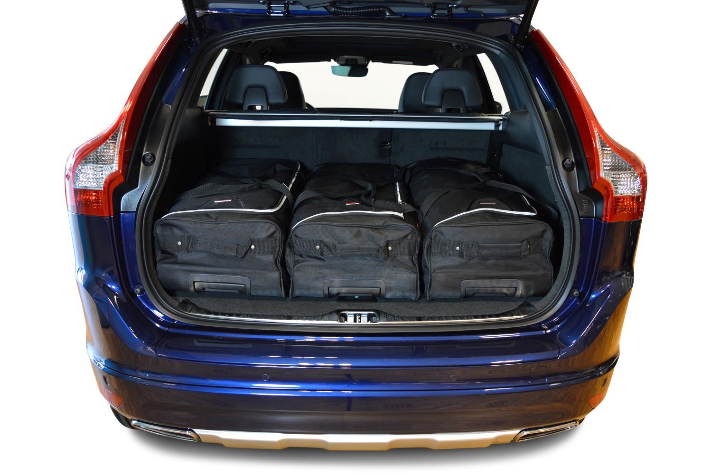 car bags volvo xc60 reisetaschen set i 2008 2017 3x81l 3x45l jetzt auf kaufen. Black Bedroom Furniture Sets. Home Design Ideas