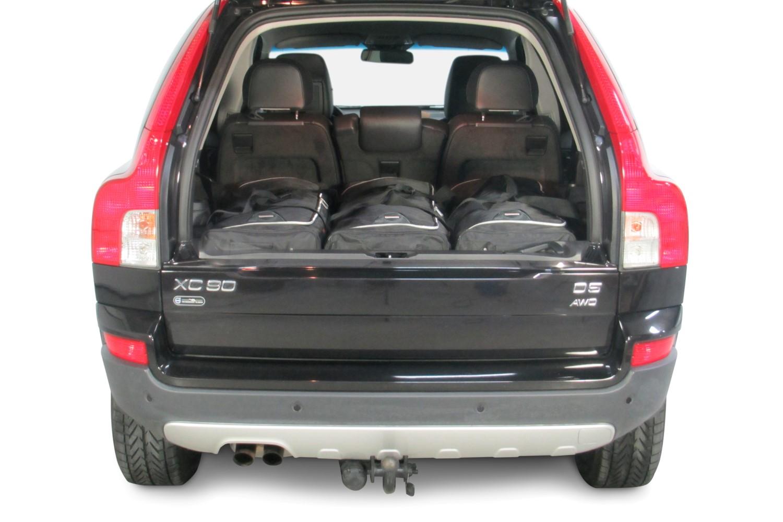 car bags volvo xc90 reisetaschen set i 2002 2015 3x91l. Black Bedroom Furniture Sets. Home Design Ideas