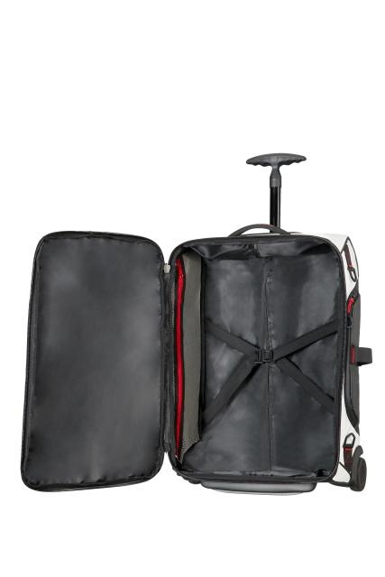 samsonite paradiver light reisetasche mit rollen 55cm rucksack white jetzt auf kaufen. Black Bedroom Furniture Sets. Home Design Ideas