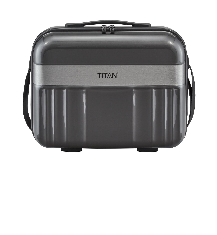 titan spotlight flash beautycase anthracite jetzt auf. Black Bedroom Furniture Sets. Home Design Ideas