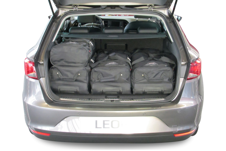 Seat Leon Estate Luggage Space Www Bilderbeste Com