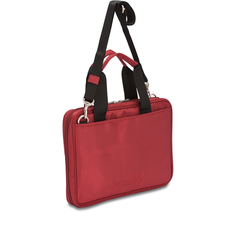 picard notebook laptoptasche 9973 13 rot jetzt auf kaufen. Black Bedroom Furniture Sets. Home Design Ideas