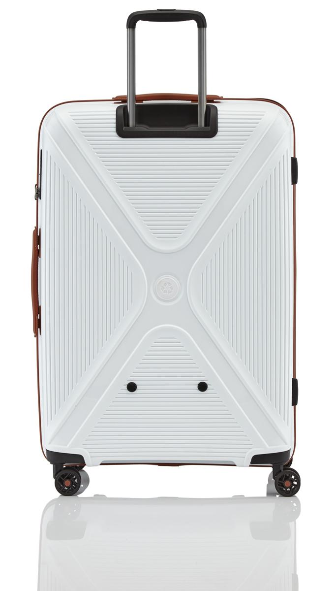 titan paradoxx trolley l 4r 77cm white jetzt auf koffer. Black Bedroom Furniture Sets. Home Design Ideas