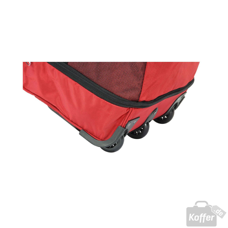 cocoono twister reisetasche xl zusammenrollbar rot jetzt auf kaufen. Black Bedroom Furniture Sets. Home Design Ideas