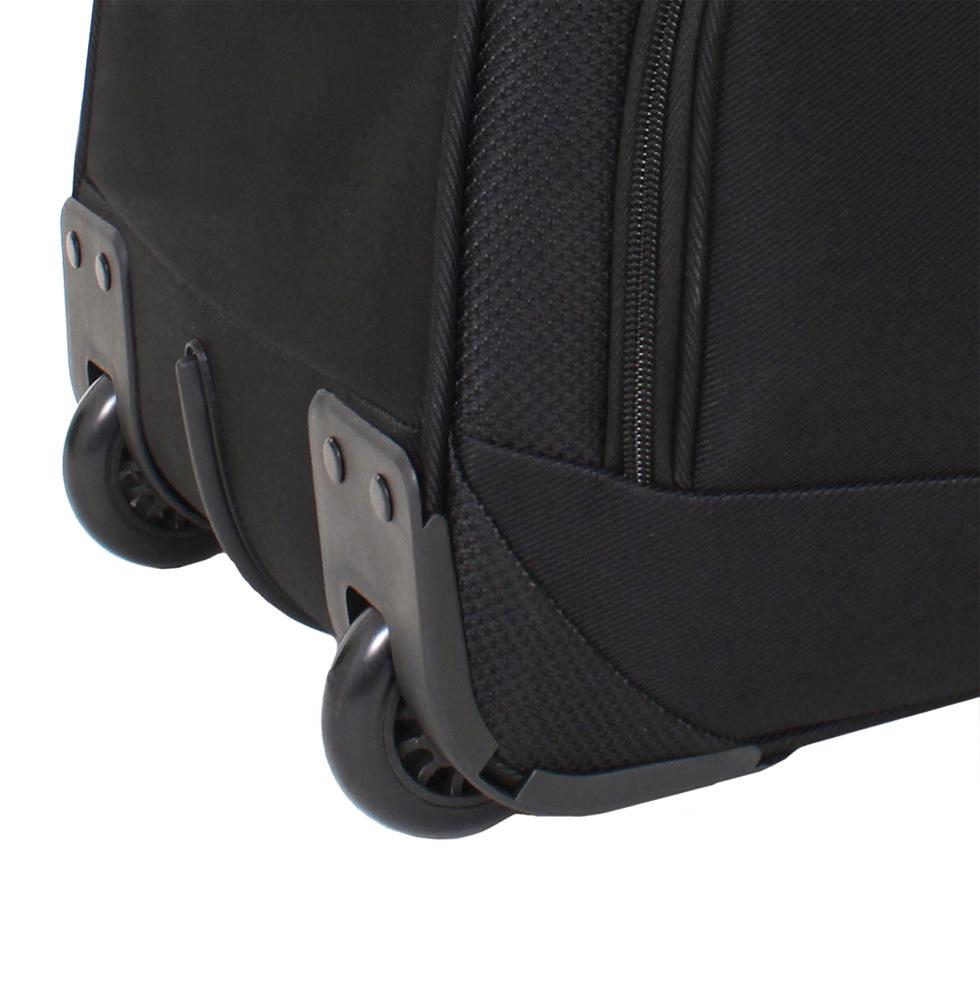 wenger duffles reisetasche auf rollen 53 l schwarz jetzt. Black Bedroom Furniture Sets. Home Design Ideas