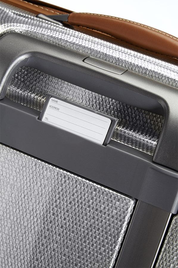 samsonite lite cube dlx spinner 55cm aluminium jetzt auf. Black Bedroom Furniture Sets. Home Design Ideas